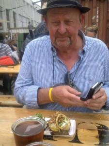 Det gode liv. Street Food på Papirøen.